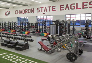 Chadron State College - Armstrong PE Building Renovation and Addition