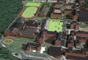 Georgetown University Multi-Sports Facility