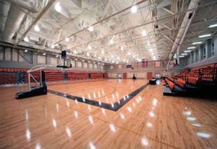 Hendrix College Wellness/Athletic Center