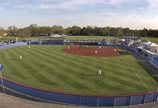 University of Kansas Varsity Softball Stadium
