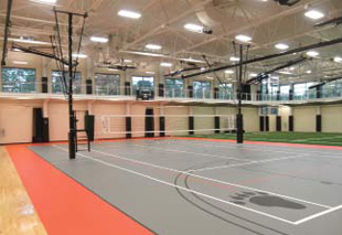 Lake Forest College Sports and Recreation Center Addition