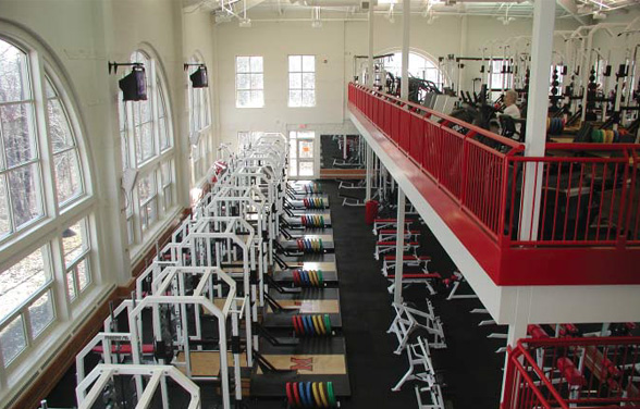 Miami University Student Athlete Development Center