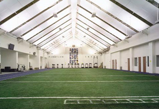 University of Notre Dame Center for Varsity Athletics and Loftus Field House