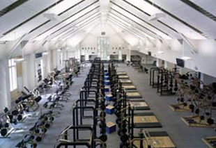 University of Notre Dame Center for Varsity Athletics