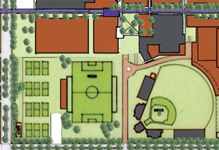 Old Dominion University Athletic, Recreation & ESPER Facilities Master Plan
