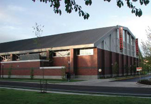 Oregon State University Merritt Truax Indoor Center