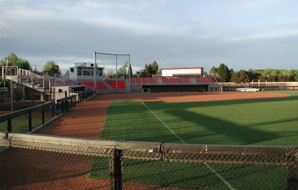 Oregon State University New Varsity Softball Stadium