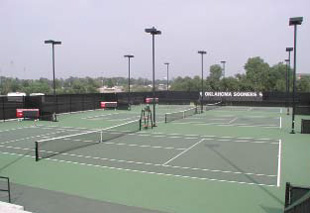 University of Oklahoma Headington Family Tennis Center
