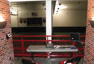 University of Oklahoma Indoor Varsity Tennis Center