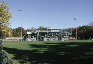 Princeton University Athletic Fields Master Plan