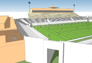 Tarleton State University Memorial Stadium Improvements