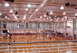 Texas State University Student Recreation Center Expansion