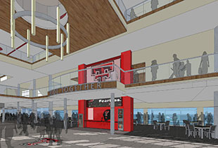 Texas Tech University Football and Track Facilities Master Plan