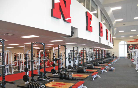 University of Nebraska Athletic Facilities Master Plan