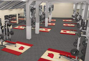 University of Wisconsin Badger Performance Center